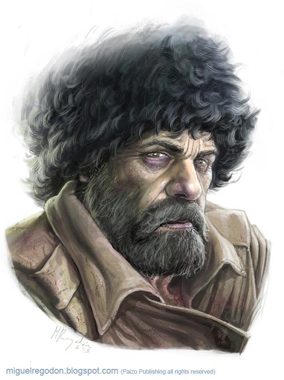 Dmitri by MiguelRegodon