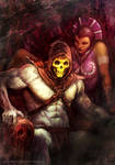 Skeletor- Miguel Regodon by MiguelRegodon