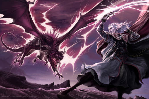 Pathfinder, Secrets of Magic. Draw the Lightning