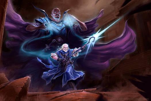 Pathfinder, Secrets of Magic. Summon Archimage