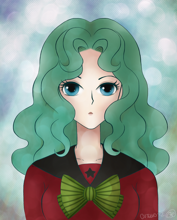 Michiru by CuteGio