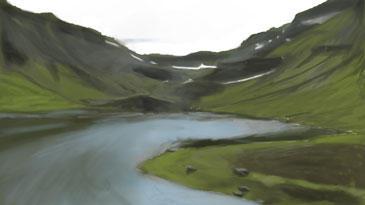 Landscape Study 01 12114