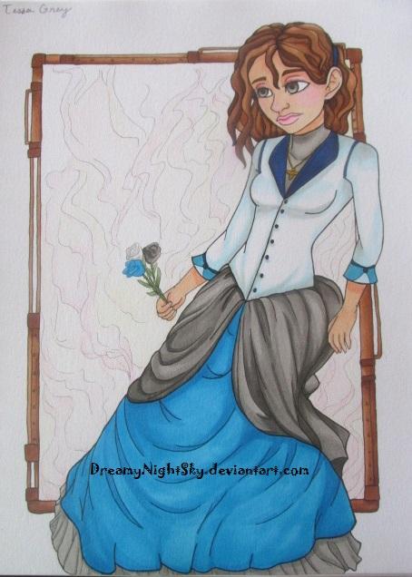 Tessa Gray by DreamyNightSky