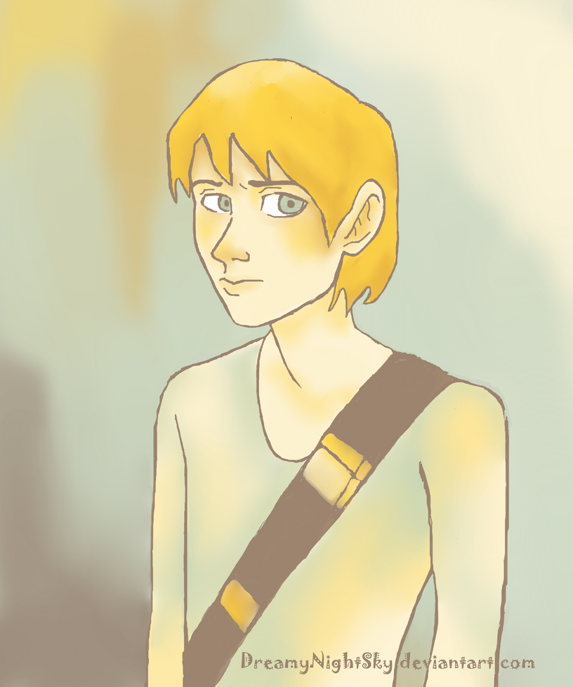 Color Palette #18, Newt by DreamyNightSky