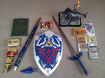 My Zelda Collection (Always growing)