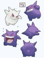 Practice Pokemon studies 19/100