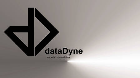 Logo dataDyne - Perfect Dark by Welmitt