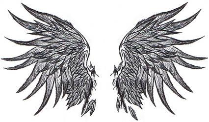 AngelWings III by Staridragon