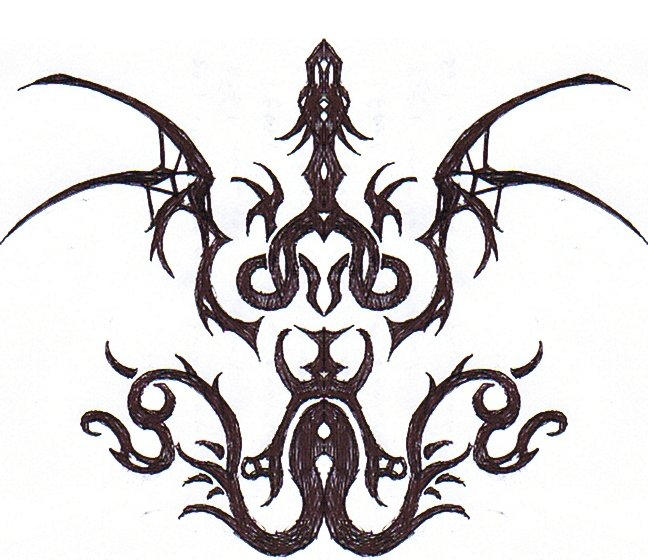 Dragonfly 4 - dragonfly tattoo
