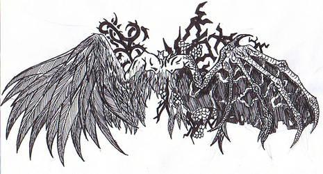 Fallen II by Staridragon