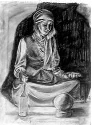 gypsy by Lintchan