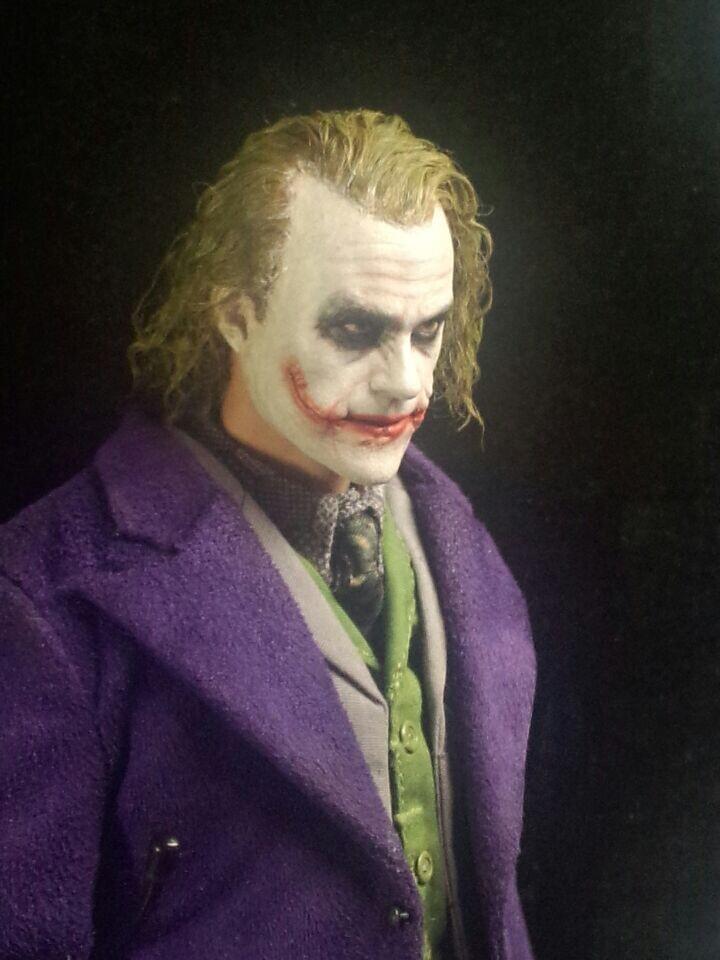 Custom Joker Heath Ledger 1/ by NightT47
