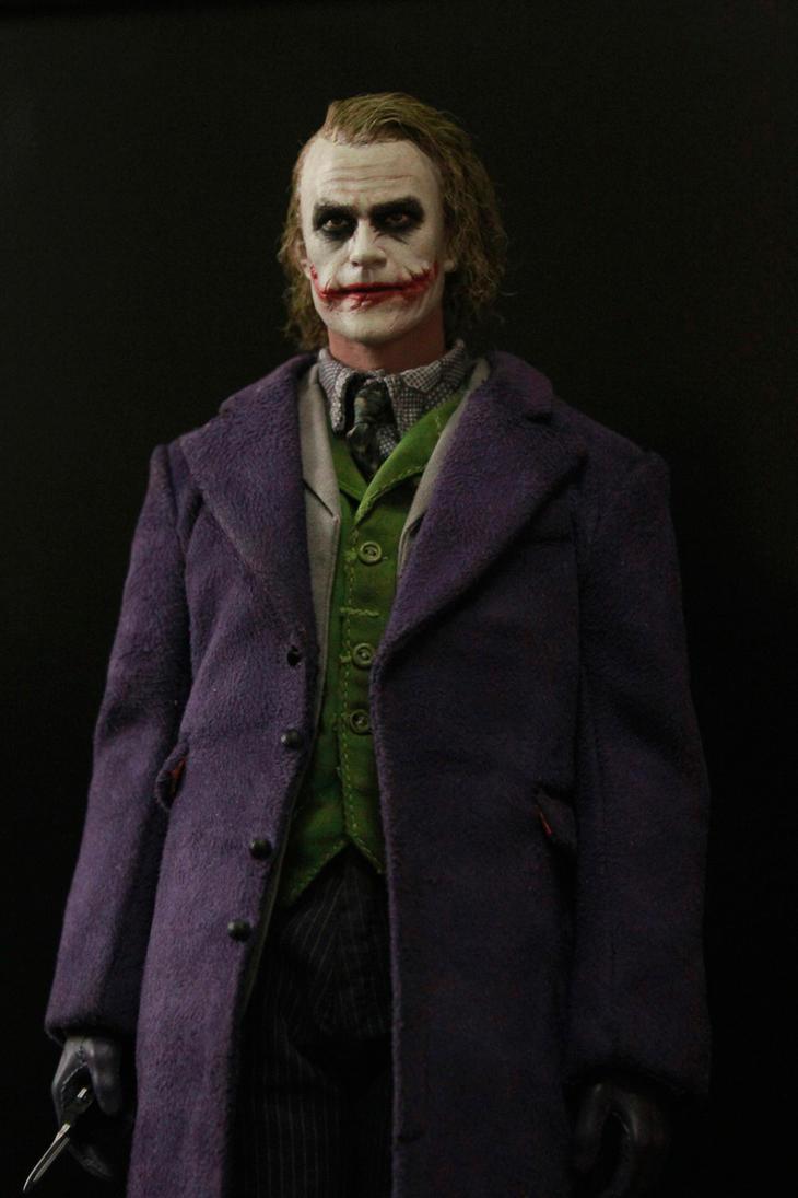 Custom Joker Heath Ledger 1/6 by NightT47