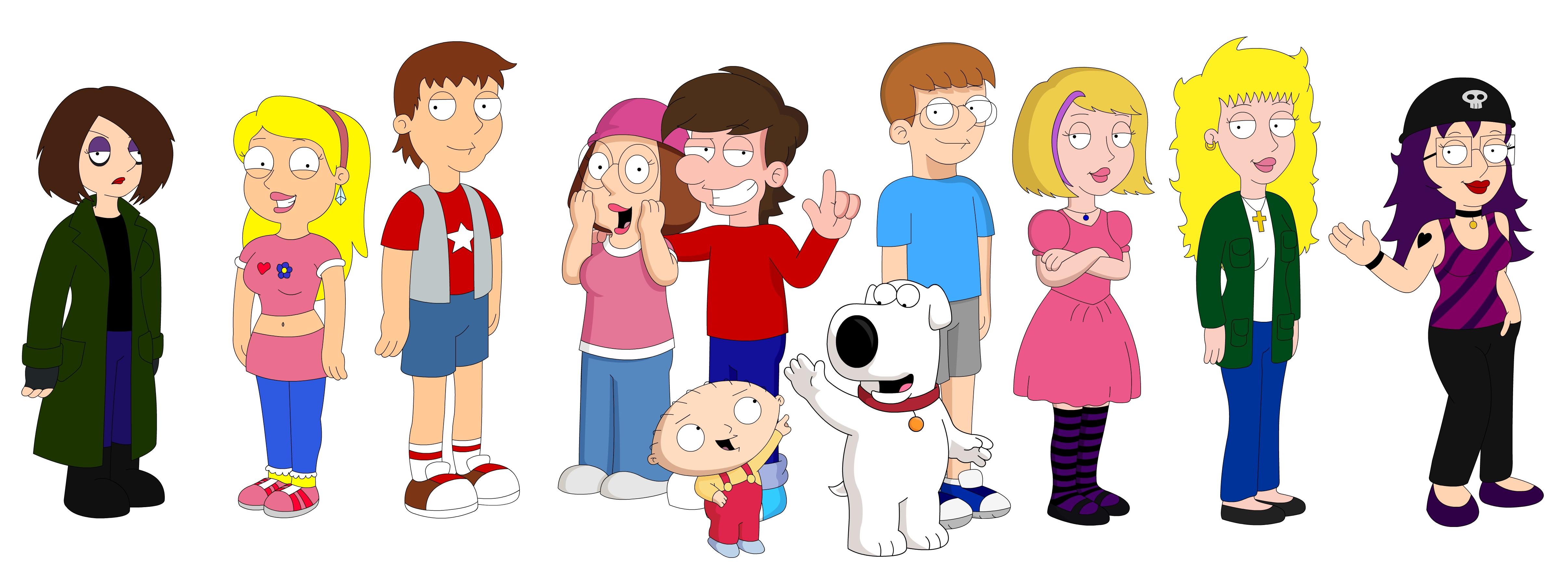 Image Result For Family Guy Meg