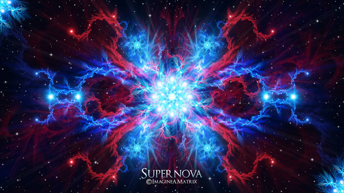 Supernova by ImagineAMatrix
