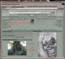 Depravedsoul 1000 Pageviews by parasight
