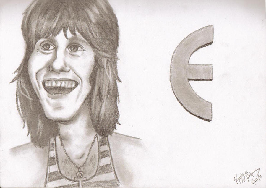 Keith Emerson Caricature By Dominoes4Syd On DeviantArt