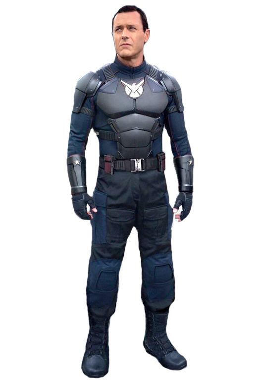 Jeffery Mace's Patriot Suit(Agents of S.H.I.E.L.D) by RylerRyno