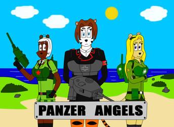 Panzer Angels Furs by DIMASTHEFOX