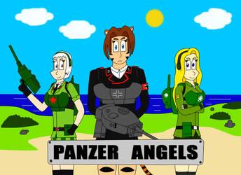 Panzer Angels Human by DIMASTHEFOX
