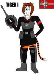 PA Tiger I Furs by DIMASTHEFOX