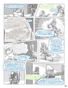 Star Fox: Delta - Page 64