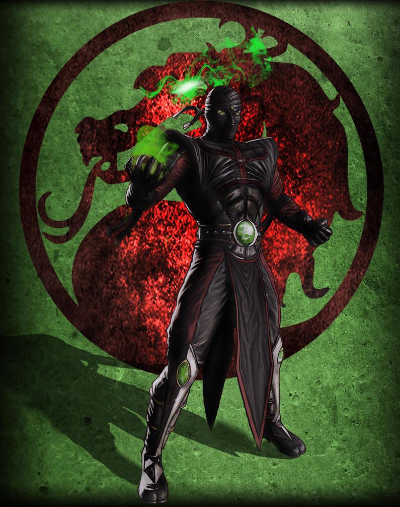 Mortal Kombat 9 Ermac
