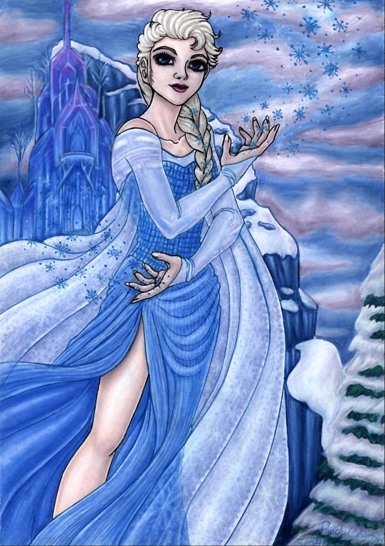 +Elsa+ by MaliciousMisery
