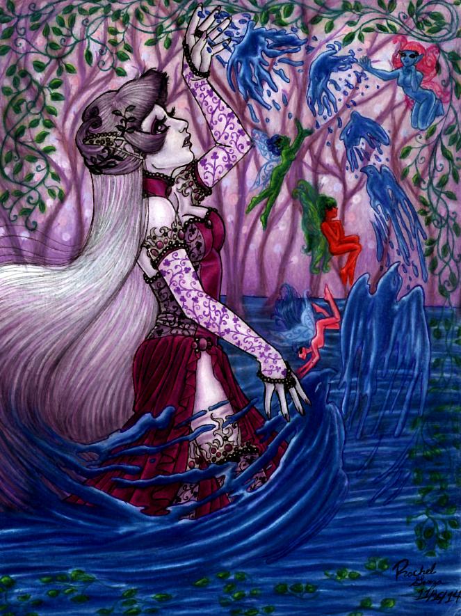 +Water Elf+ by MaliciousMisery