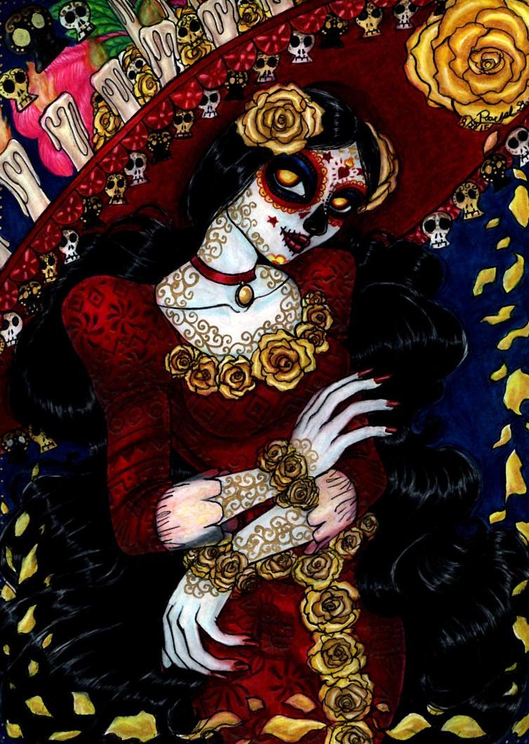 +La Muerte+ by MaliciousMisery