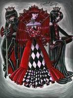 +-Diamonds-+ by MaliciousMisery