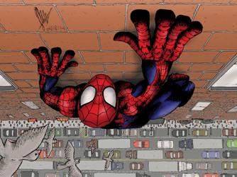 Spider-Man by JordanWilliamsArt