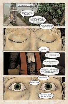 Gunpowder Witch #2 - Page 1