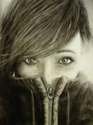 A Quiet Winter by JordanWilliamsArt