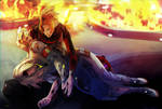 COMMISSION: flames