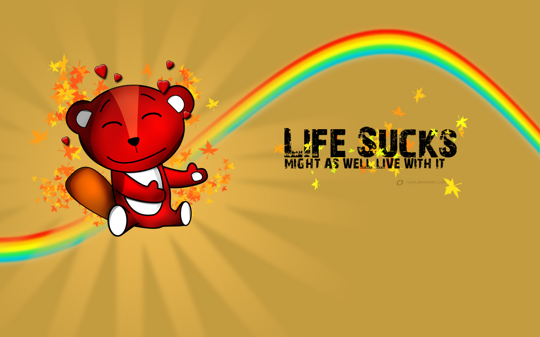 Life Sucks Quotes Life Sucksryjek On Deviantart