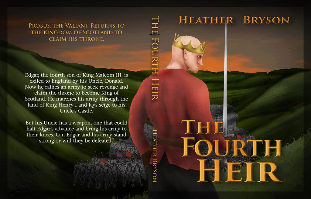Book Cover Concept 1 by TPceebee