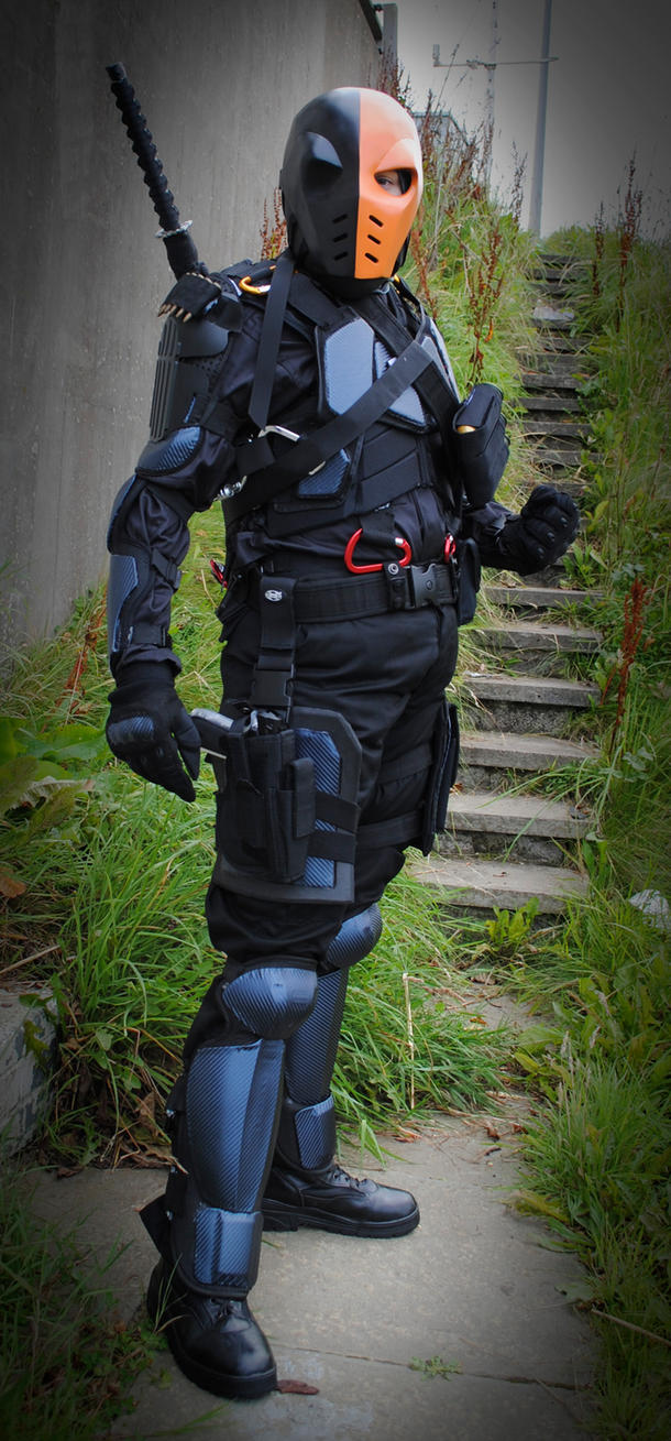 Deathstroke (Arrow) Costume by TPceebee