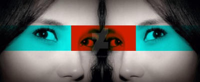 My eyes 3D by lgkkarla