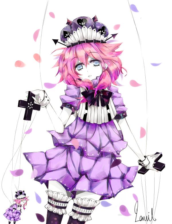 Puppet Mistress by Lavil