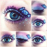 Eye make up - Cute as Candy