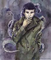 Ian by CoalRye