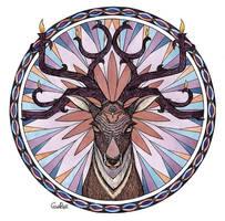 Wild Symmetry #1 by CoalRye