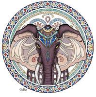 Wild Symmetry #2 by CoalRye