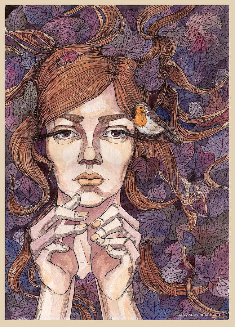 Melancholy by CoalRye