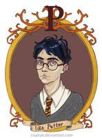 Harry Potter by CoalRye