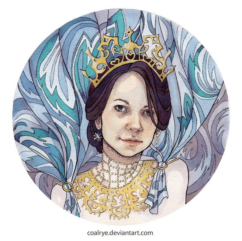Snow Queen by CoalRye
