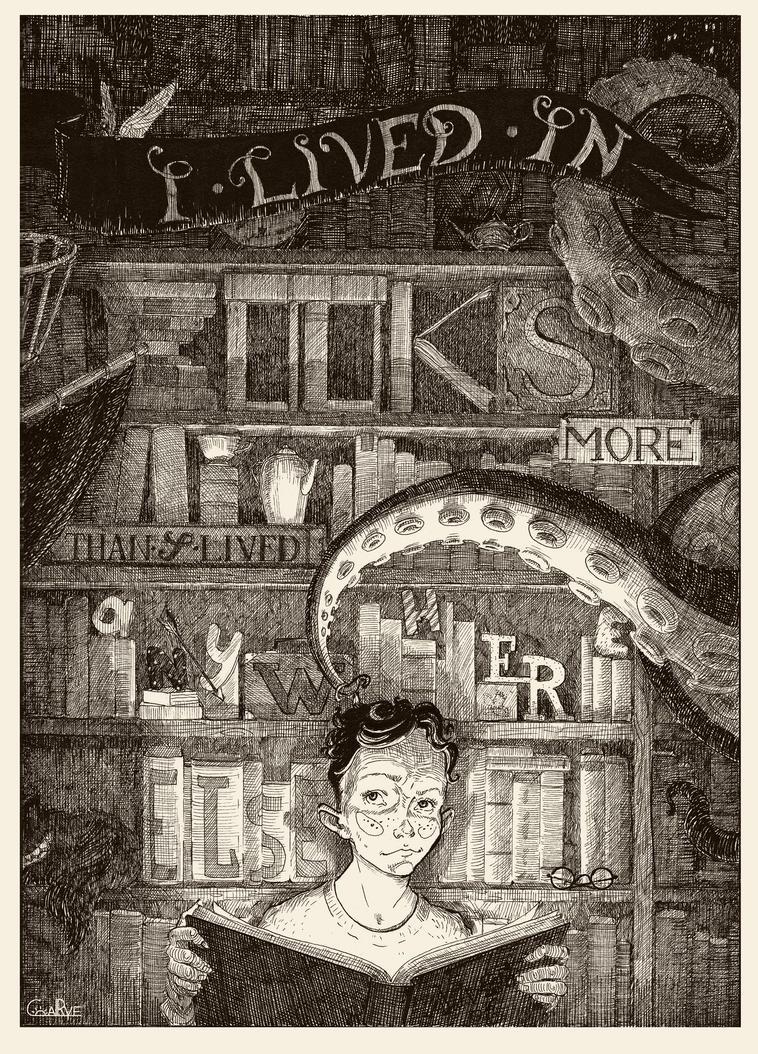 Book Boy by CoalRye