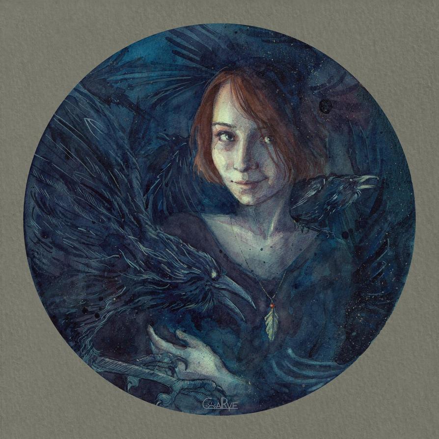 Ravens by CoalRye