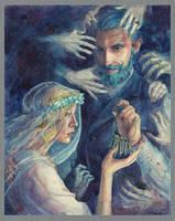 Blue Beard by CoalRye